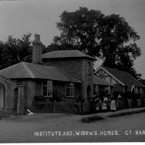 Institute and Widows Homes