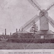 Mill & Mill House - Mill Road